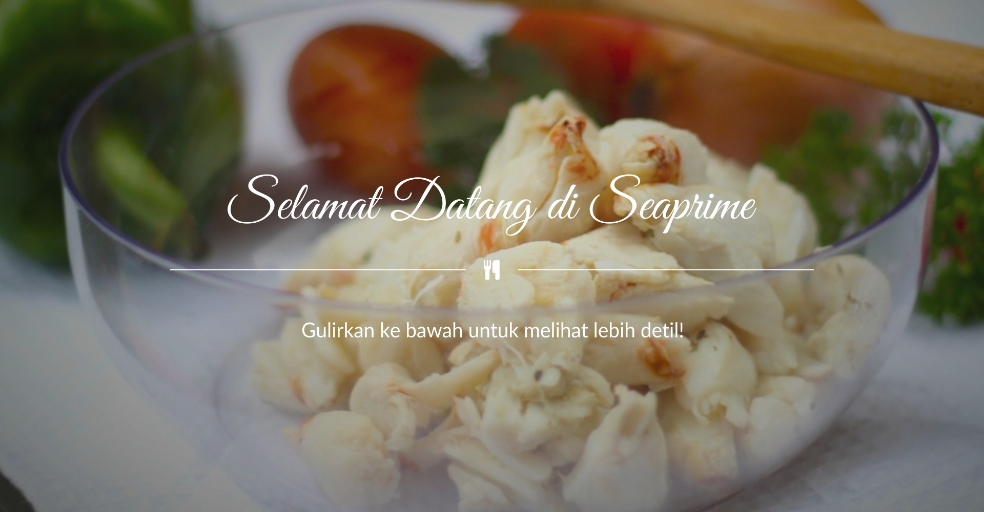 Seaprime Food - Kepiting Rajungan