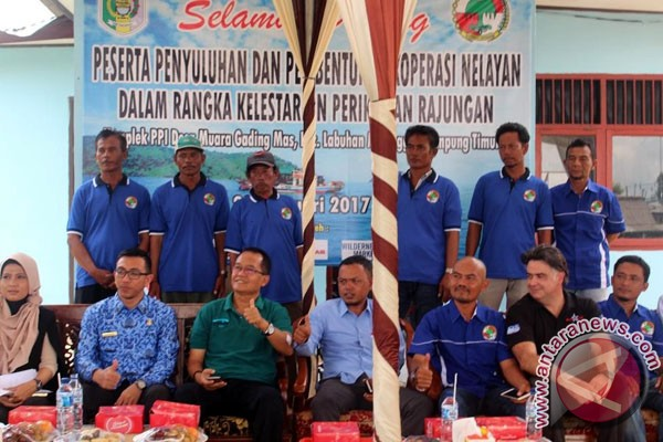 Importers Support East Lampung Blue Crab Fishermen Cooperative