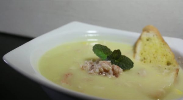 Jumbo Lump Crab Recipe - Cream of Crab Soup