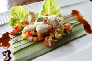 Resep Rajungan dan Olahan Kepiting - Colossal Crabmeat Salad