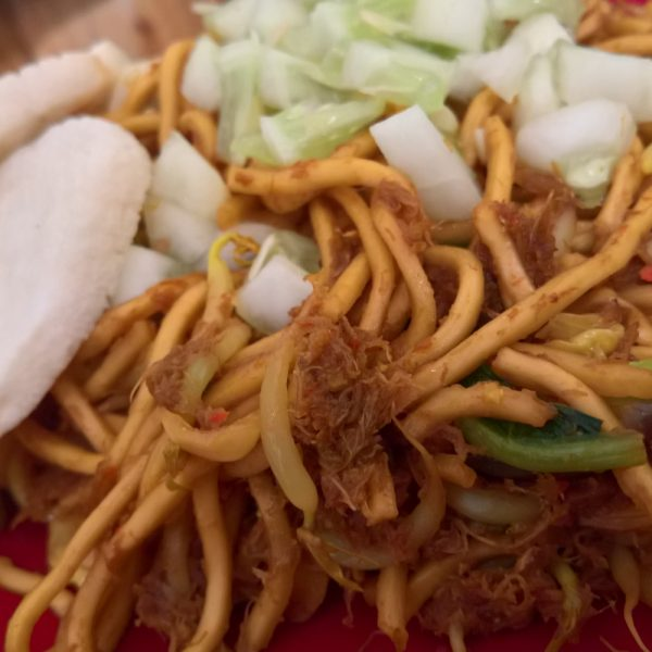 Swimming Crab Aceh Noodles Recipe - Contact Us for Seaprime Crab Order